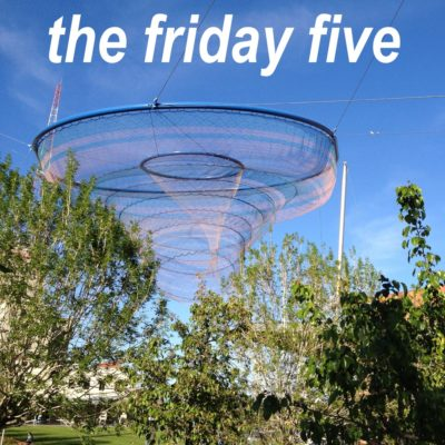 The Friday Five: Weekend Symphonies